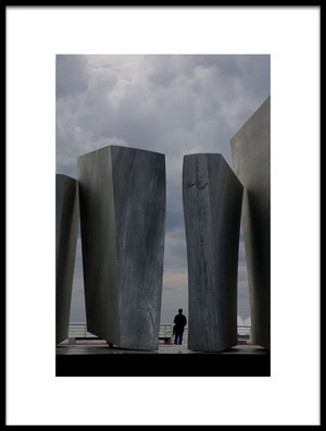 Buy this art print titled Colonne by the artist Luciano Caturegli