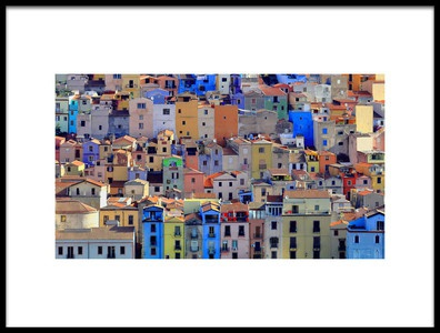 Art print titled Colors by the artist Lorenzo Valsecchi