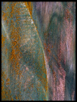 Art print titled Colourland VII by the artist Jure Kravanja