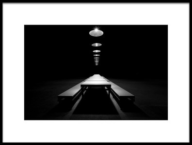 Art print titled Communio by the artist Oliver Buchmann
