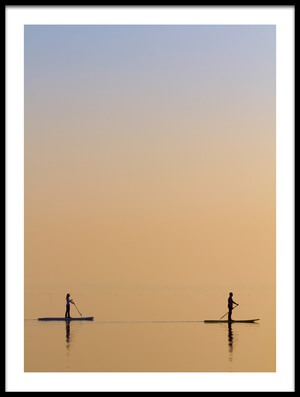 Buy this art print titled Companions by the artist Peter Krenek