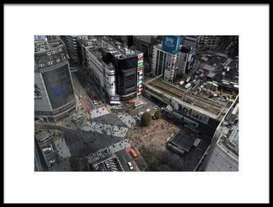 Buy this art print titled Complexcity by the artist Lorenzo Grifantini