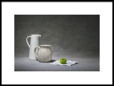Art print titled Composition by the artist Christophe Verot