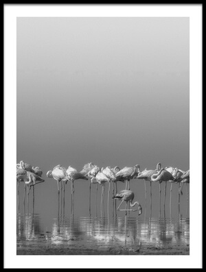 Buy this art print titled Comrades at Cleaning Time by the artist Ahmed Thabet
