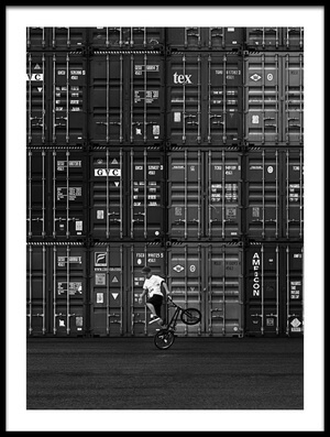Buy this art print titled Container by the artist Naoki Matsumura