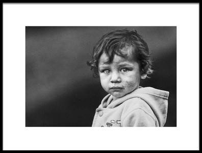 Buy this art print titled Copil by the artist Tunc Tuncel
