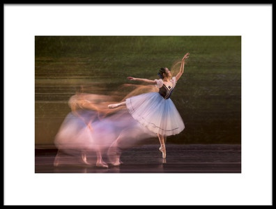 Art print titled Coppelia by the artist Libby Zhang