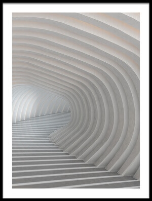 Buy this art print titled Corridor by the artist Mountain Cloud