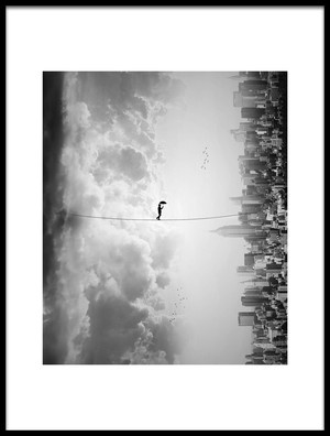 Buy this art print titled Crossing by the artist Ivan Marlianto