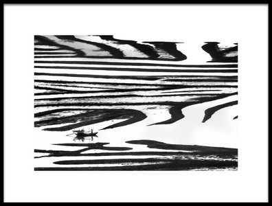 Buy this art print titled Cruising On a Zebra by the artist YouduTian(田有杜)