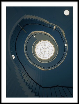 Buy this art print titled Curl-1 by the artist Henk van Maastricht
