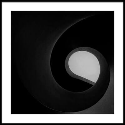 Buy this art print titled Curled by the artist Fernando Correia da Silva