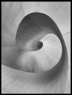 Buy this art print titled Curves by the artist Bo Chen
