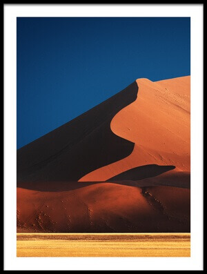 Buy this art print titled Curves In Color by the artist Mathilde Guillemot