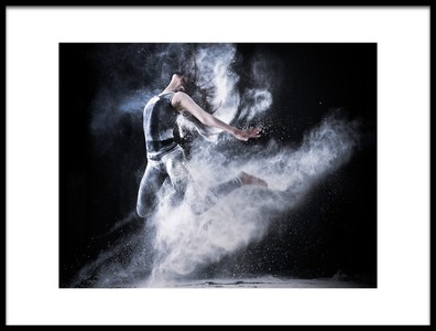 Buy this art print titled D a N C E by the artist Yudhistira Yogasara