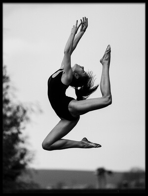 Buy this art print titled Dance by the artist Martin Krystynek QEP