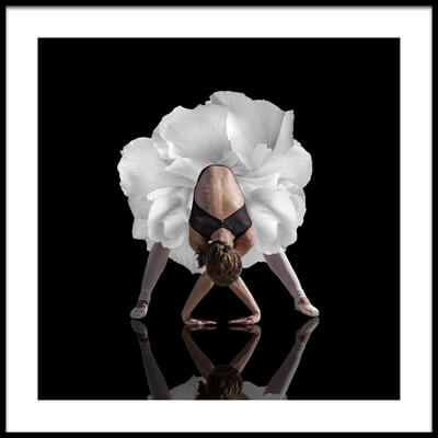 Buy this art print titled Dance by the artist Natalia Baras
