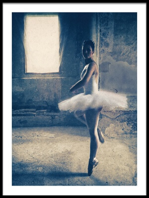 Buy this art print titled Dance Audition by the artist Roswitha Schleicher-Schwarz