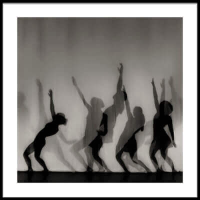 Buy this art print titled Dance Is the Language of the Soul  by the artist Yvette Depaepe