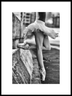 Buy this art print titled Dancer by the artist Michael Groenewald