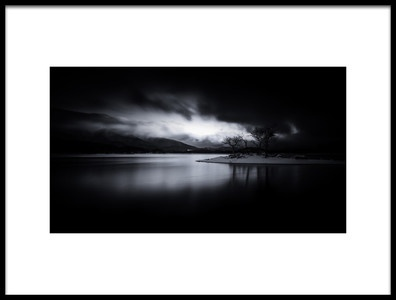 Art print titled Dark Day In the Light by the artist Takeru Watanabe