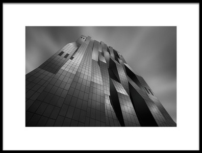 Art print titled DCTower by the artist Jo Vittorio