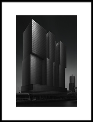 Buy this art print titled De Rotterdam by the artist Oscar Lopez