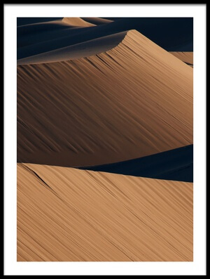 Buy this art print titled Death Valley by the artist Libby Zhang