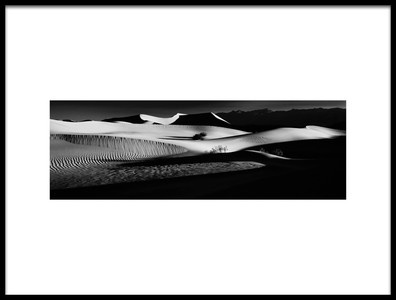 Art print titled Death Valleypan03 by the artist Vlado Bača, QEP