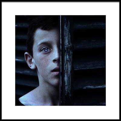 Art print titled Deep Inside Me by the artist André Gonçalves