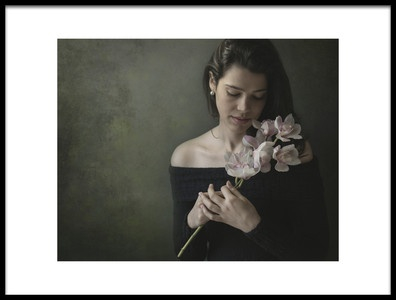 Buy this art print titled Delicacy by the artist Margareth Perfoncio