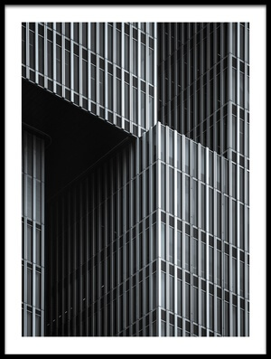 Art print titled Density by the artist Luc Vangindertael (laGrange)