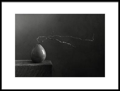 Art print titled Desert Memento by the artist Margaret Halaby