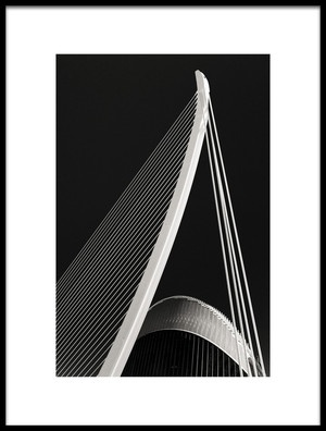 Art print titled Diagonals by the artist Rudy Mareel