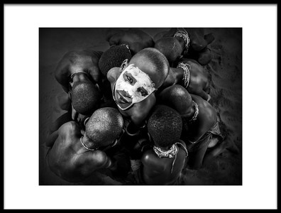 Buy this art print titled Different Face by the artist Sayed Baqer Alkamel