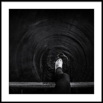 Buy this art print titled Dip It by the artist Pawel Majewski
