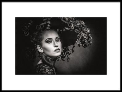 Buy this art print titled Diva by the artist Hubert Bichler