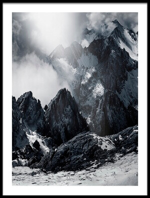 Buy this art print titled Dolomit by the artist Nicolas Schumacher