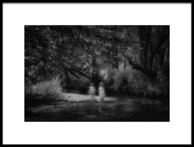 Art print titled Dont Go by the artist Christoph Hessel