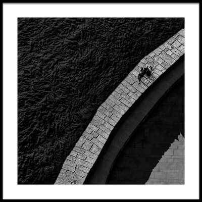 Buy this art print titled Down by the River by the artist Paulo Abrantes