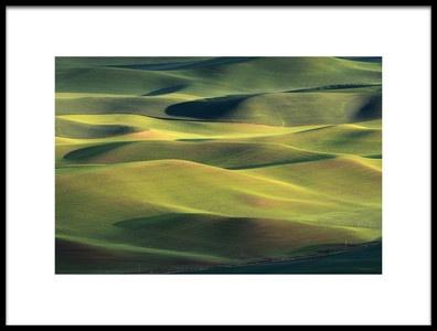 Art print titled Dream Land by the artist 李从军 / Austin Li
