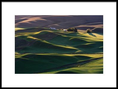 Art print titled Dream Land 3 by the artist 李从军 / Austin Li