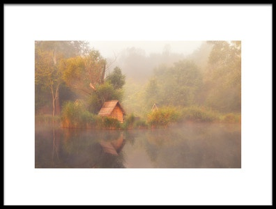 Art print titled DreamScape by the artist Leicher Oliver