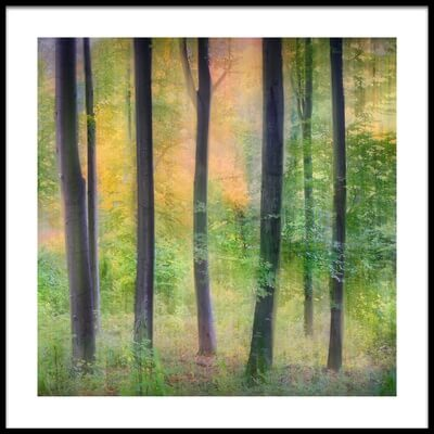 Buy this art print titled Dreamy by the artist Burger Jochen