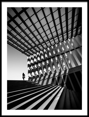 Art print titled Drifting by the artist Paulo Abrantes
