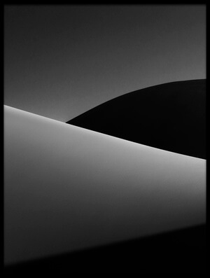Buy this art print titled Dune III by the artist Jure Kravanja