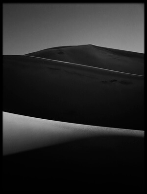 Buy this art print titled Dune III II by the artist Jure Kravanja