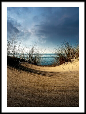 Buy this art print titled Dunes by the artist Wim Schuurmans
