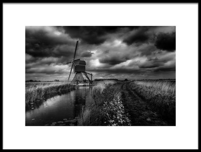 Art print titled Dutch Pride by the artist Michiel Hageman