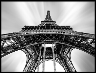 Buy this art print titled Eiffel by the artist Jesús M. García